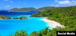Vircin Adaları dünyanın ən gözəl çimərliklərinə malikdir.