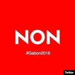 Non #Gabon2016, un nouveau hastag sur Twitter