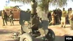 """Боевики """"Боко Харам"""" на границе Нигерии"""