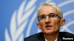 마크 로우코크 유엔 인도주의업무조정국(OCHA) 국장.