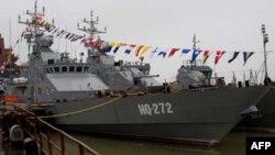 Chiến hạm đầu tiên do Việt Nam sản xuất