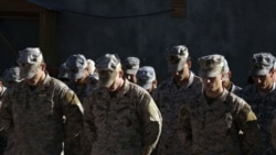 طالبان می گویند آمریکا باید از افغانستان خارج شود