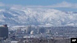 Los sismos fueron sensibles en Reno, Nevada, Lake Tahoe y Fresno, California.