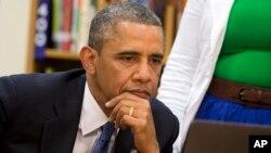 El presidente Barack Obama piensa que todas las condiciones están dadas para una reforma de las leyes de inmigración.