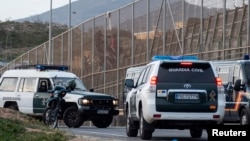 España es una de las principales puertas de entrada de narcóticos en Europa.