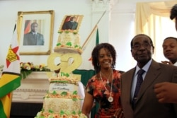 Report on Mugabe Birthday Bash Filed By Gandri Maramba