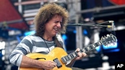 Pat Metheny (file)