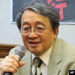 台湾青年反共救国团理事长 林保华