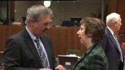 مجلس بر لزوم اصلاح روابط تجاری با اروپا تاکید کرد
