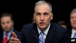 Matthew Olsen, director del Centro Nacional Antiterrorismo de EE.UU., testificó en el Congreso.