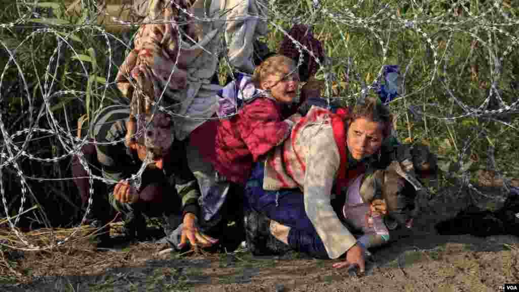 دنیا بھر میں رواں سال کے پہلے چھ ماہ کے دوران ایک کروڑ سے زائد افراد نقل مکانی پر مجبور ہوئے۔