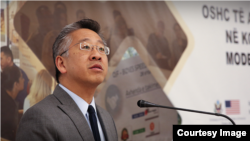 Ambassador Donald Lu