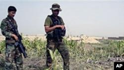 افغان قواوو له طالبانو د خوگیاڼیو ولسوالۍ بېرته ونیوله
