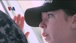 Peran Perempuan di Kapal Induk AS - Liputan Feature VOA