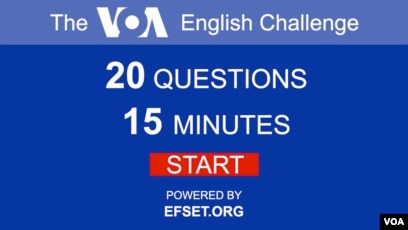 voa test answers