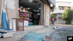 Penembakan di al-Awamiya, Arab Saudi pada tahun 2014. (Foto: ilustrasi)