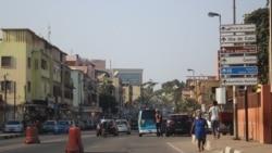 Manifestação em Luanda para protestar contra violência - 2:15
