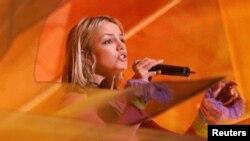 미국의 팝 가수 브리트니 스피어스 (Britney Spears)