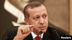 ترکی کی وزیراعظم رجب طیب اردوان (فائل فوٹو )