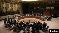 聯合國安理會 (資料照片)
