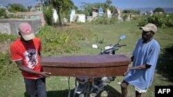 Số tử vong vì bệnh tả ở Haiti giờ đây là 259 người