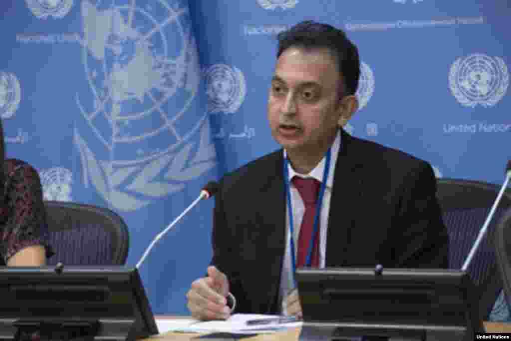 جاوید رحمان گزارشگر ویژه سازمان ملل در امور ایران موارد نقض حقوق بشر را بار دیگر در شورای حقوق بشر سازمان ملل شرح داد. او درباره قربانیان نقض حقوق بشر توسط جمهوری اسلامی ابراز نگرانی کرد.