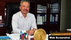Ông Lê Duy Hạnh - Chủ tịch HĐQT Công ty CP Nhiệt điện Quảng Ninh bị bắt khẩn cấp. Photo VietnamNet