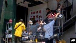 北京新發地市場
