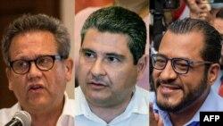 El 3 de septiembre de 2021, segundo día de audiencias contra 34 opositores presos, un juzgado ordenó el enjuiciamiento de los aspirantes a las presidenciales Félix Maradiaga, Arturo Cruz y Juan Sebastián Chamorro, según comunicado del Ministerio Público.