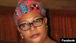 UNkosazana Thokozani Khupe.