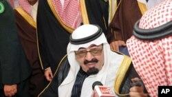 سعودی شاہ عبد اللہ