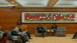 Venezuela y China firman acuerdos millonarios