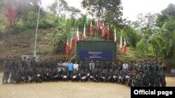 ဓါတ္ပံု- Arakan Liberation Party