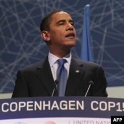 Kppengagen sammitida Amerika prezidenti Barak Obama davlatlarni hamkorlikka chorladi, ammo Xitoy singari yirik va rivojlanayotgan mamlakatlar u bilan kelisha olmadi