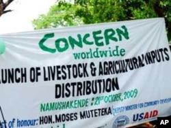 Launch of livestock banner