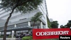 Sede da Odebrecht, São Paulo
