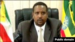 Cabdi Maxamuud Cumar madaxweynaha Dowladda deegaanka Soomaalida Ethiopia.