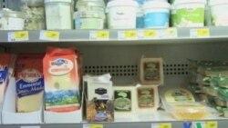 """2011-10-03 粵語新聞: 丹麥成為第一個徵收""""脂肪稅""""的國家"""