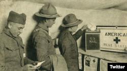 نمایشگاه «همرزمان من – نامه هایی از جنگ جهانی اول» در موزه پست