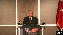 Amerika'nın Ankara Büyükelçisi Francis J. Ricciardone
