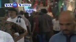 VOA 60 Afirka - Agusta 16, 2013; Jana'izar Magoya Bayan Morsi