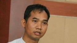 ဖမ္းဆီးခံရမႈအေပၚ မေက်နပ္ေၾကာင္း Myanmar Now အယ္ဒီတာခ်ဳပ္ ကုိေဆြ၀င္းေျပာ