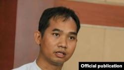 Myanmar Now အယ္ဒီတာခ်ဳပ္ ကိုေဆြ၀င္း