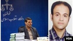 علیرضا گلیپور، زندانی سیاسی یکی دیگر از کسانی است که با حکم قاضی صلواتی به زندان طولانی محکوم شده است.