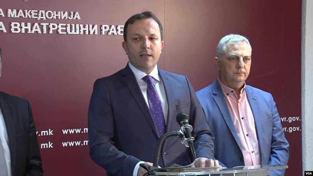 Maqedoni, pezullohen zyrtarë të lartë të policisë