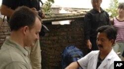 북한에서 활동하는 국제구호 단체 사마리탄퍼스 (자료사진)