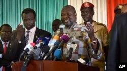 L'ex-rebelle Riek Machar est maintenant vice-président du Soudan du Sud.