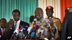 Riek Machar yahoze ari icegera ca mbere w'umukuru w'igihugu muri Sudani yo m'Ubumanuko.