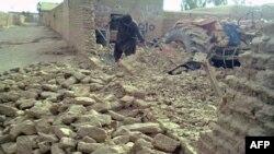 Trận động đất mạnh 7.2 độ đã gây hư hại một số nhà cửa trong thị trấn Dalbandin, nhưng không có báo cáo về thương vong