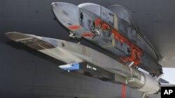 X-51A WaveRider.
